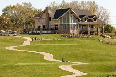 Architectural-Photography-Bettendorf-Golf-Course
