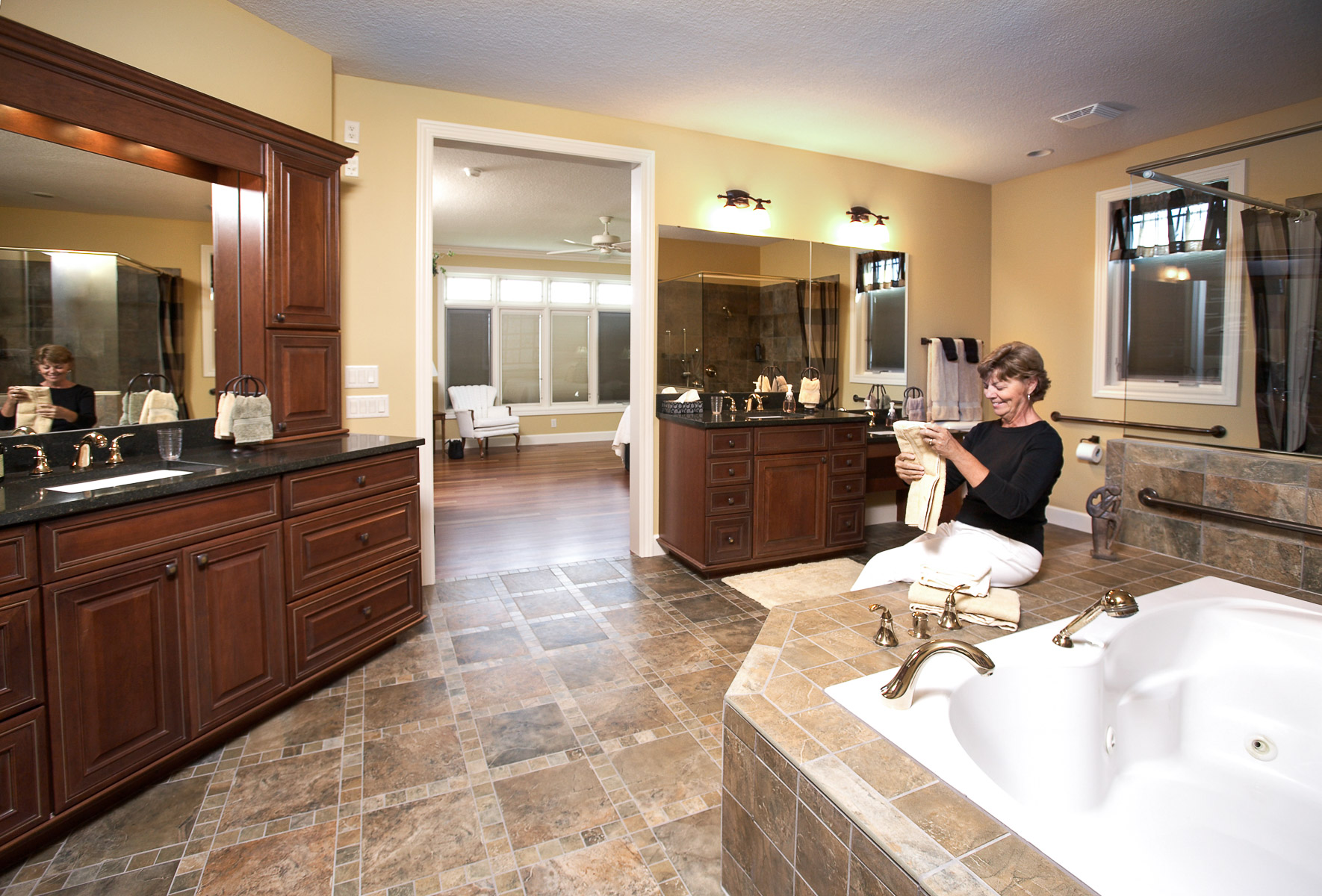 Bathroom Design Quad Cities residential architecture interior - barkley commercial photography