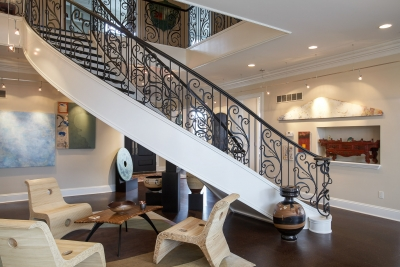 Architectural-Photographer-Contemporary-Staircase-Chicago